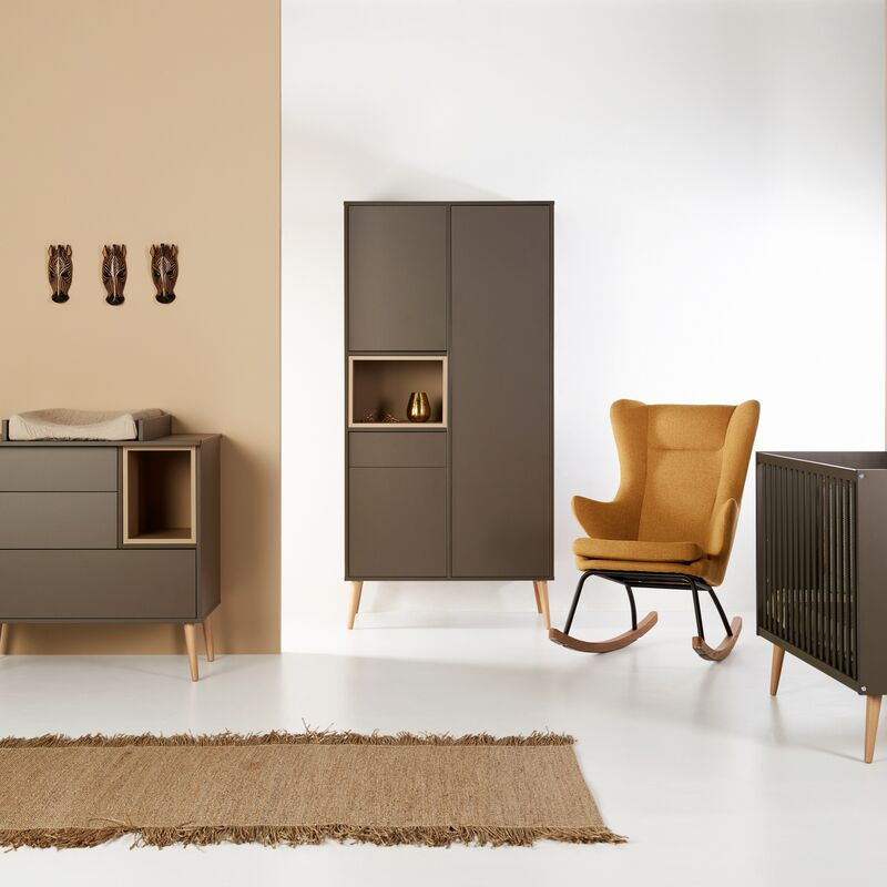 Chambre Cocoon  Moss