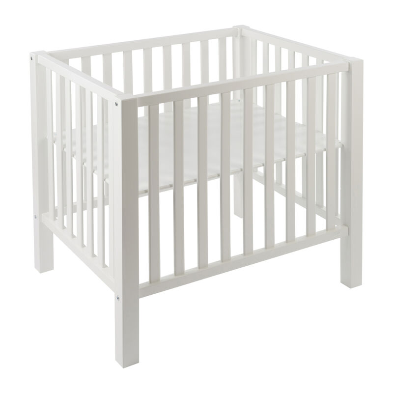 PLAYPEN MARIE-LUCCA BEECH - WHITE