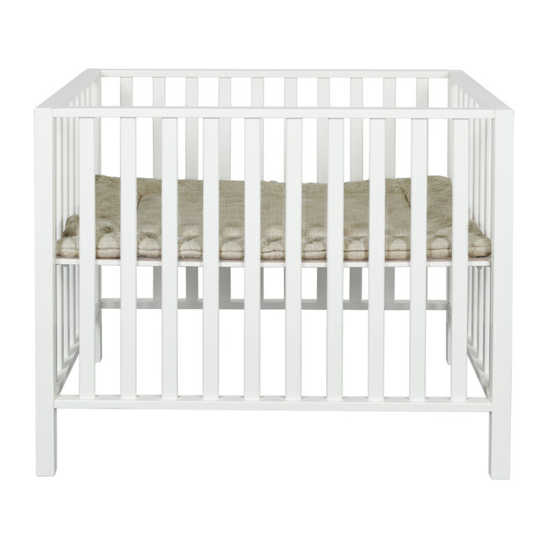 PLAYARD CUBIC - WHITE (PO 1048=FLAT STICKS)