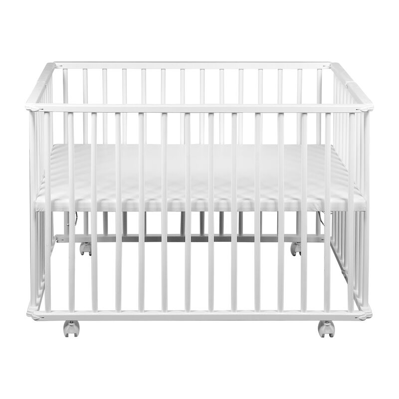 PLAYARD - FOLDING - 102*76 CM - WHITE