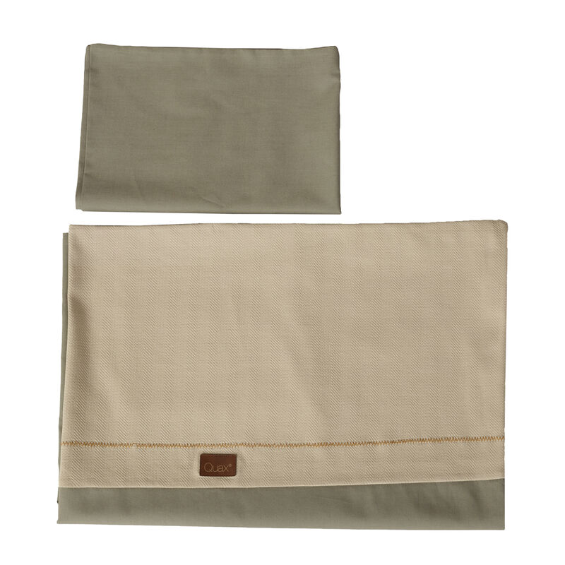 DONSOVERTREK BED - ETHNIC - BEIGE/KHAKI
