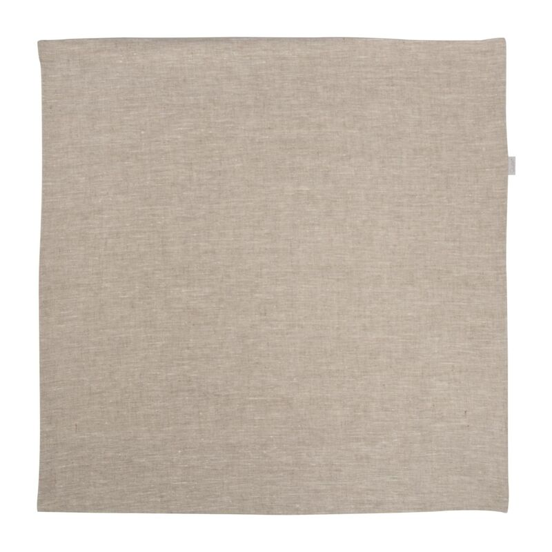 DONSOVERTREK BOX & WIEG - NATURAL LINEN