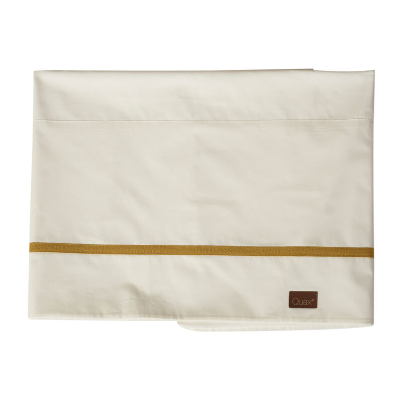 SHEET BABYBED - ETHNIC - BEIGE/NATURAL