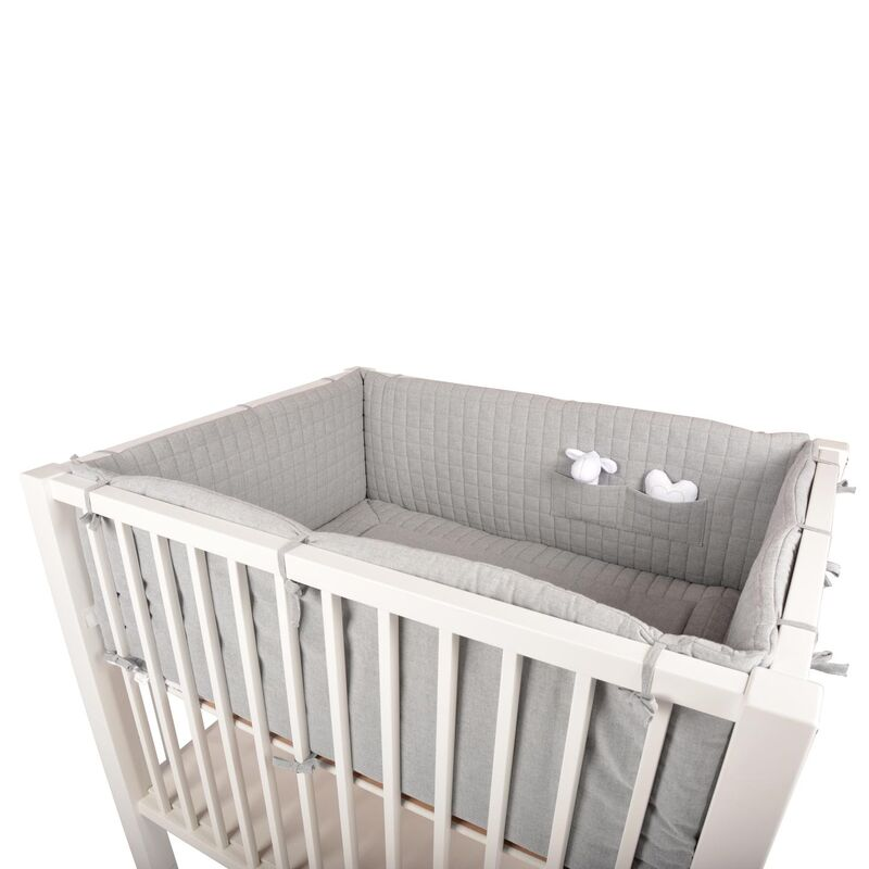 PLAYPEN BUMPER ACTIVITY - SOFT BREEZE