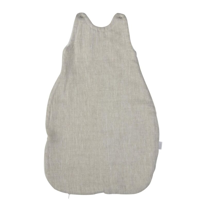 SLEEPING BAG 70 CM - NATURAL LINEN