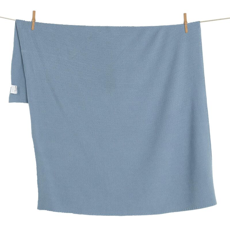TRICOT COUVERTURE- ON THE GO - BLUE