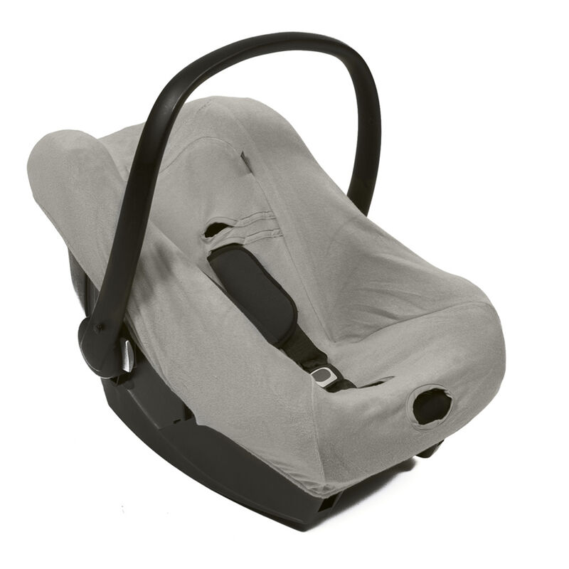 CARSEATCOVER GROUP 0 - DARK GREY