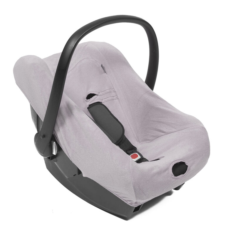 CARSEATCOVER GROUP 0 - SOFT GREY