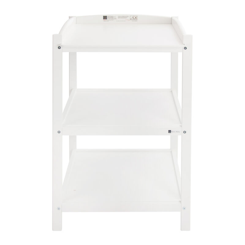 CHANGING TABLE BASIC - WHITE