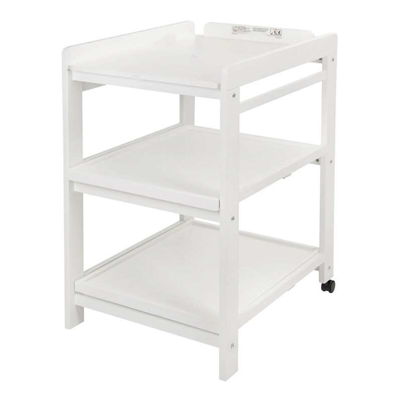 CHANGING TABLE COMFORT - WHITE