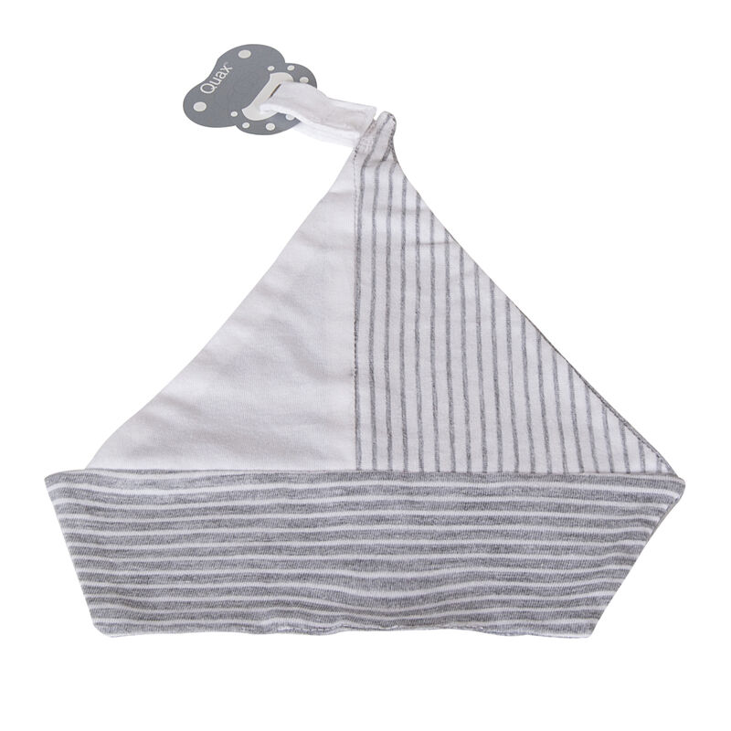 DOUDOU - JERSEY STRIPE GREY