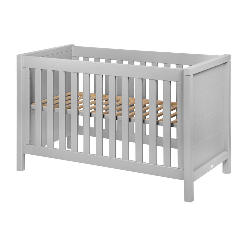 STRIPES COT 120 * 60 CM - GRIFFIN GREY