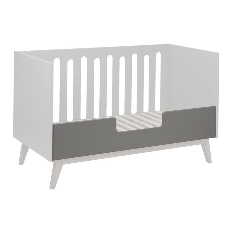 TRENDY BARRIERE LIT 140 * 70 CM- GRIFFIN GREY