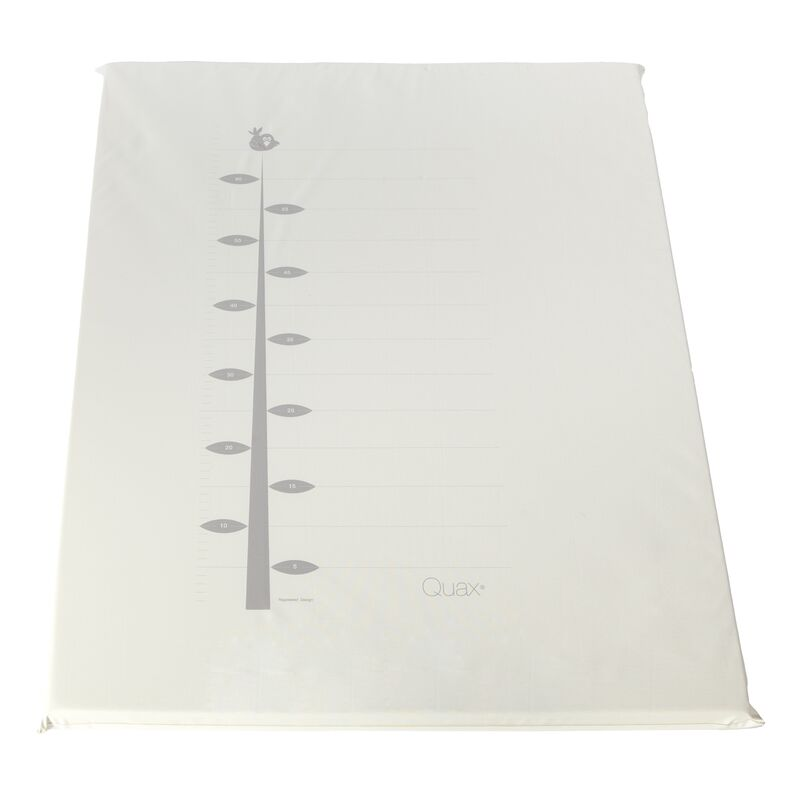 PLAYPEN MAT PVC - RULER - WHITE
