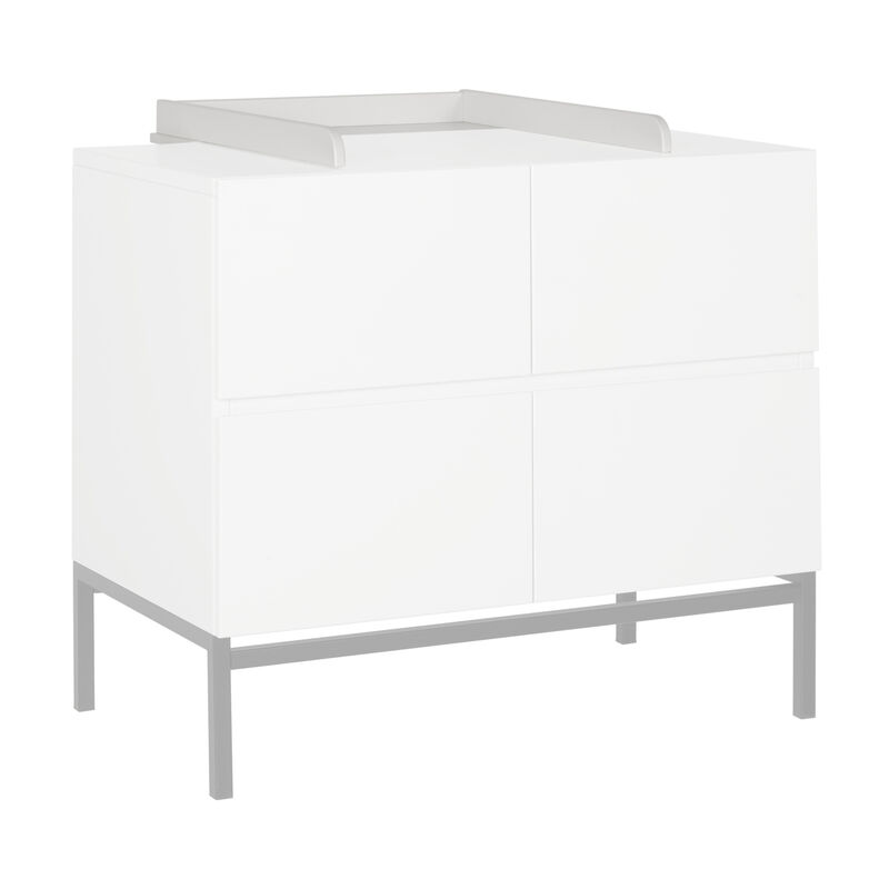 HAVANA - EXTENSION CHEST - WHITE