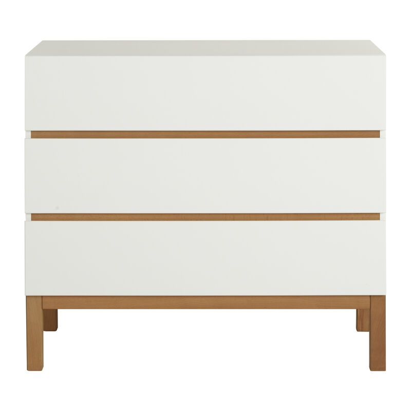 INDIGO COMMODE 3 TIROIRS - WHITE
