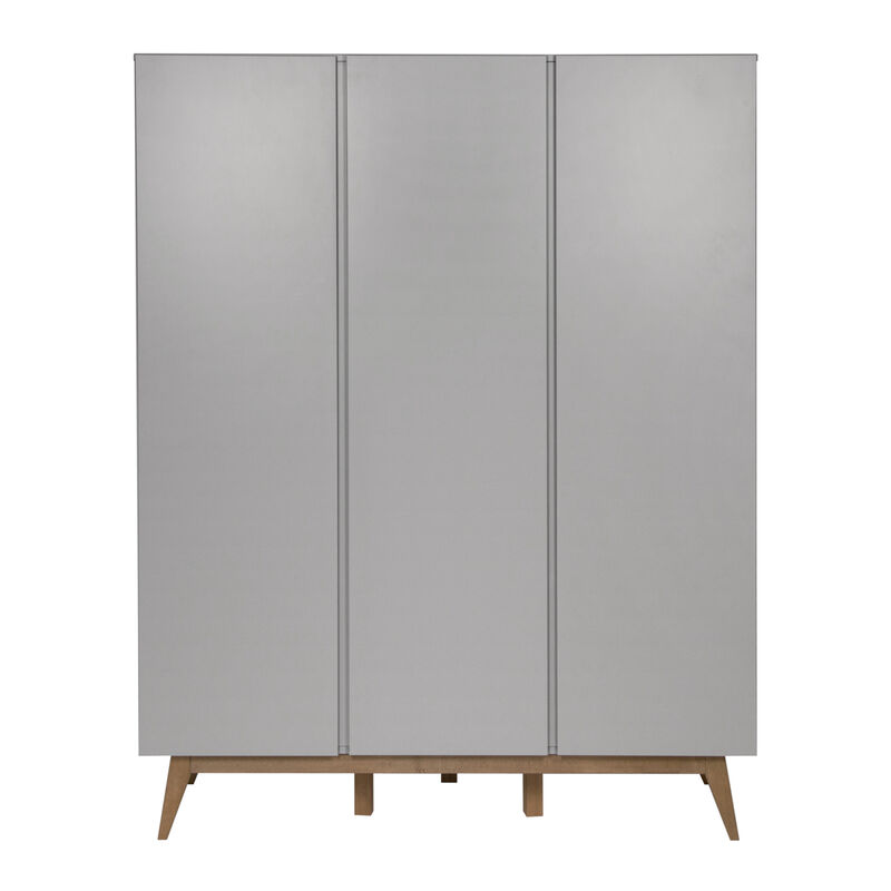 TRENDY ARMOIRE 3 PORTES - GRIFFIN GREY