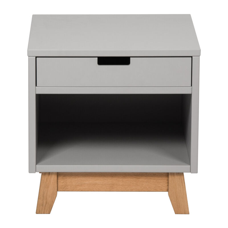 TRENDY TABLE DE NUIT - GRIFFIN GREY