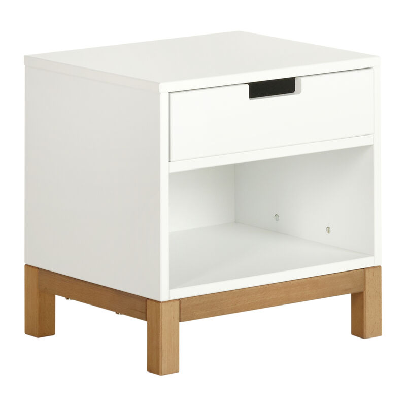 INDIGO TABLE DE NUIT - WHITE