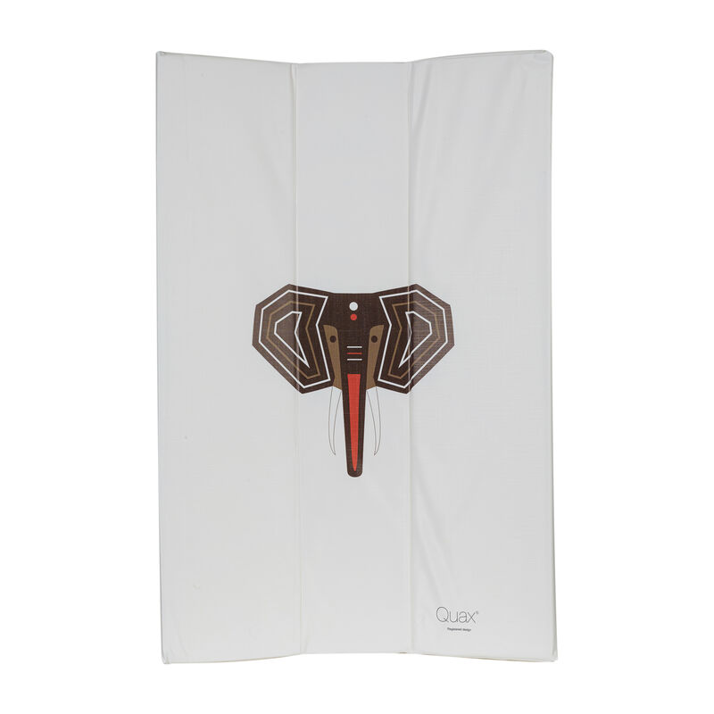 CHANGING PAD LUXE - ELEPHANT