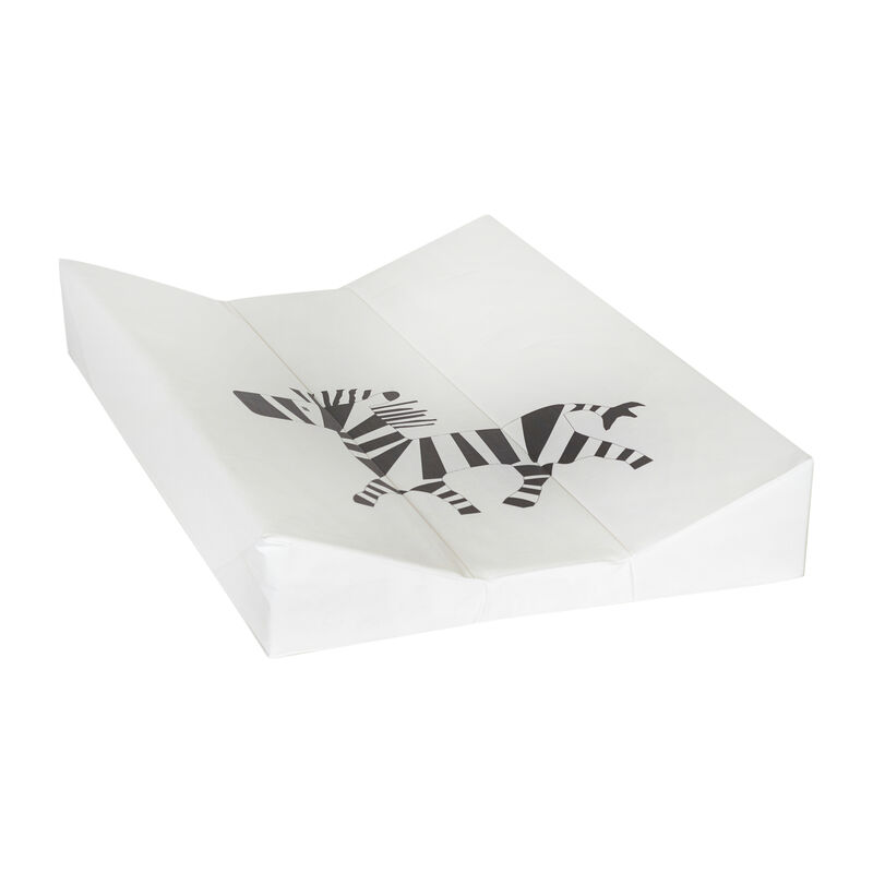 CHANGING PAD LUXE - ZEBRA