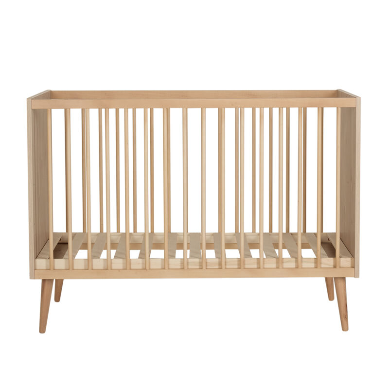 COCOON BED 120*60 CM - NATURAL OAK
