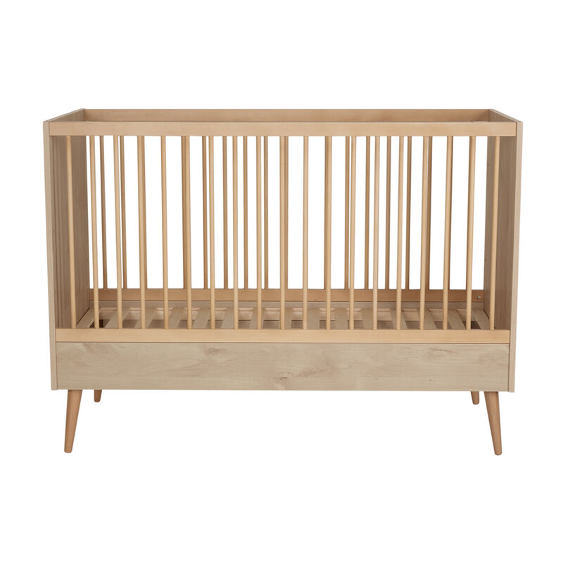COCOON BED 140*70 CM - NATURAL OAK