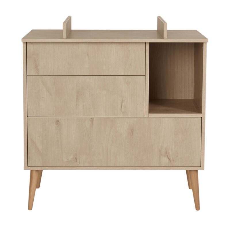 COCOON COMMODE - NATURAL OAK