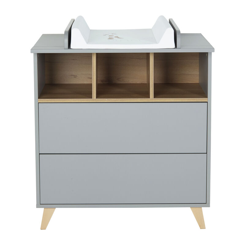 LOFT COMMODE - GREY