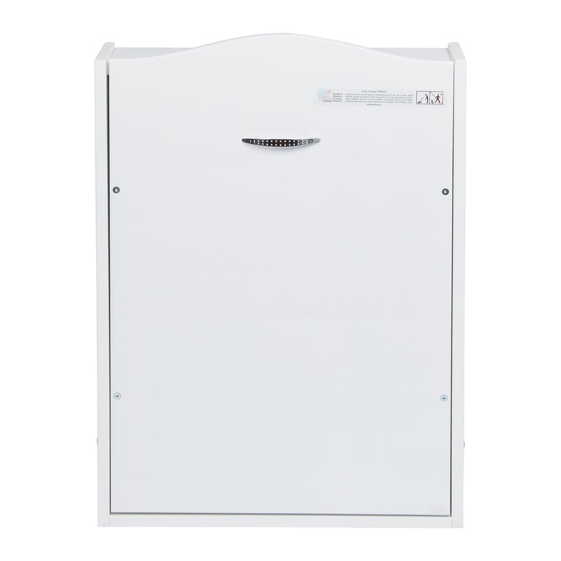 WALL CHANGING TABLE - WHITE