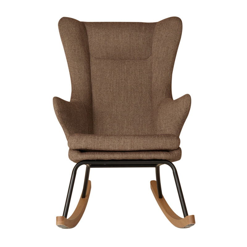 ROCKING ADULT CHAIR DE LUXE - LATTE