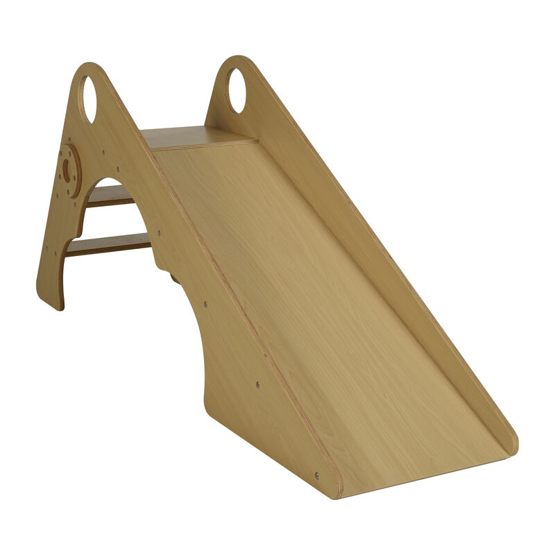 WOODEN SLIDE NATURAL